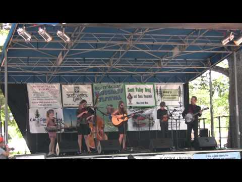"""Anderson Family Bluegrass - """"Shady Grove (Pretty Little Miss)"""""""