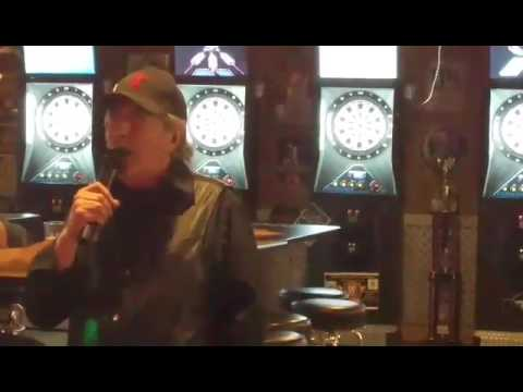 Ken Singing-For What It's Worth-Karaoke Contest @ Draft Choice 2017-06-18