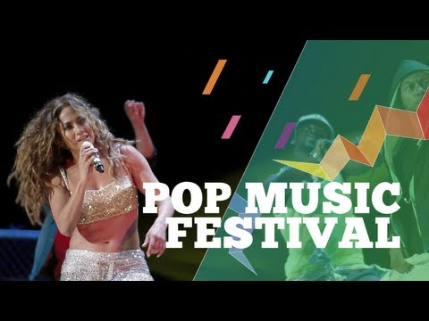 [XYZ TV] Pop Music Festival 2012