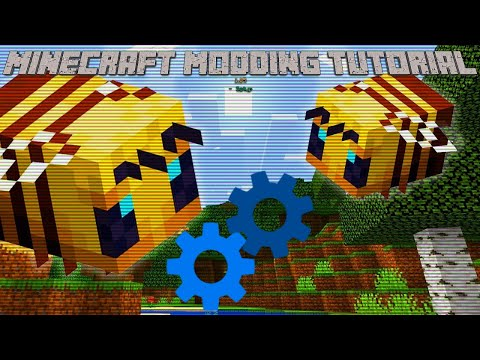 Minecraft Modding 1.15 | Episode 1 - Setup Tutorial