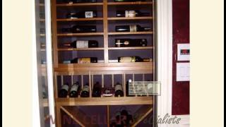 How To Convert A Closet Into A Custom Wine Cellar Dallas Texas
