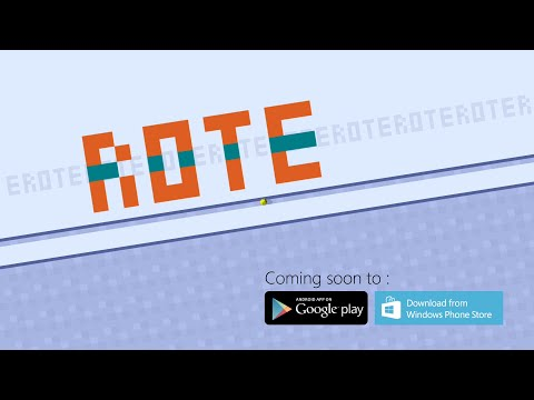 ROTE Game Trailer