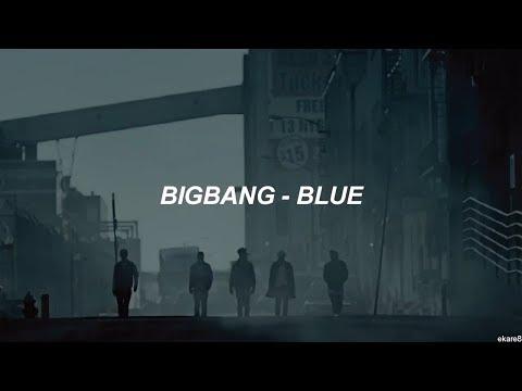 BIG BANG - Blue // Sub. japonés y español