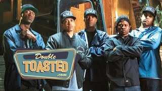 STRAIGHT OUTTA COMPTON   Double Toasted Review