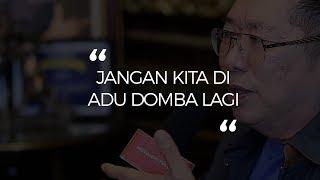 Gambar cover Jerry Hermawan Lo : Jangan Kita di Adu Domba Lagi