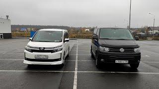 ОТЗЫВ владельца (ОПЫТ 10 ЛЕТ) о Volkswagen Caravelle (T5) 4Х4 4MOTION.
