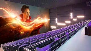 САМЫЙ БОЛЬШОЙ КИНОТЕАТР IMAX В РОССИИ