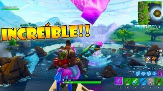 NEW BALSA BUTTON OR PERMEABLE POZA in THE 6 SEASON 6 of FORTNITE!!!