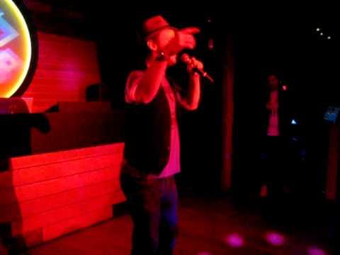 DBB: Ice Cube - Ghetto Bird (Hip-Hop Karaoke Vancouver Jan 2011)