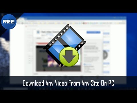 How To Download Any Video From Any Site On PC  (free & Easy)