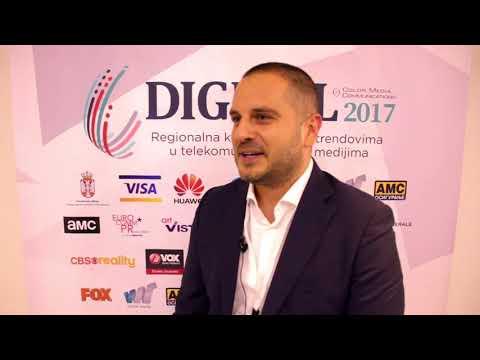 Digital 2017 - izjava Vuk Kosovac, Societe Generale