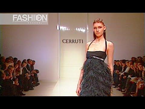 CERRUTI Fall 2003 2004 Paris - Fashion Channel