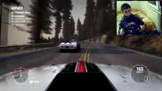 GRID 2  - Logitech G25 steering wheel 900 ° [HD 720p]