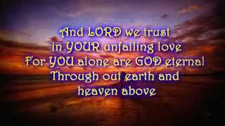 Great Is The Lord (with lyrics - 2015)