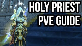 Quick Holy Priest PvE Guide (2.4.3) [WoW TBC]