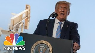 Live: Trump Speaks At Campaign Rally In Florida | NBC News