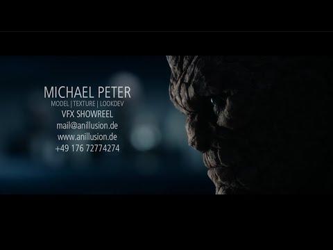 VFX Showreel   Michael Peter