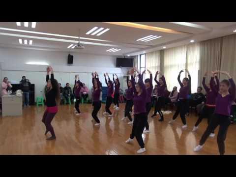 Estefania Royal - Neijing Wudao class