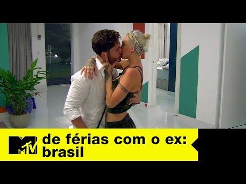 Ursinho fica indeciso com chegada de Zoo   De Férias Com O Ex Brasil Temp. 02