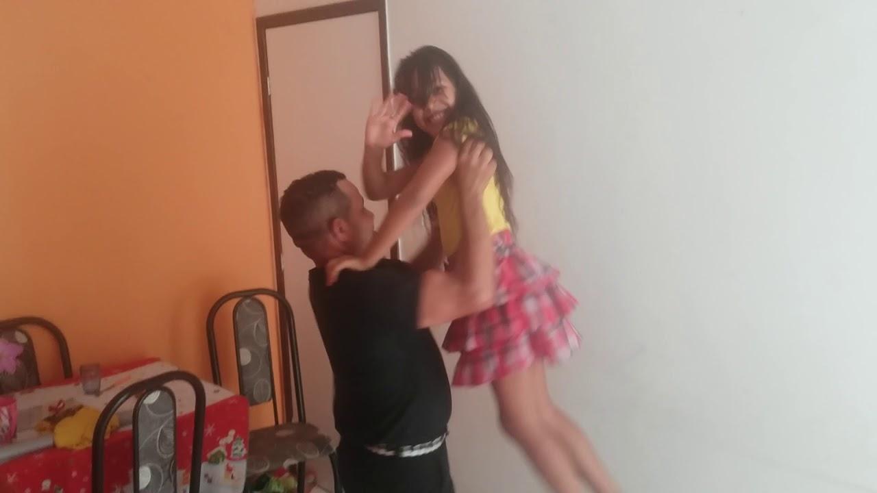 thaisa e sucesso dançando beto barbosa dançe balançe