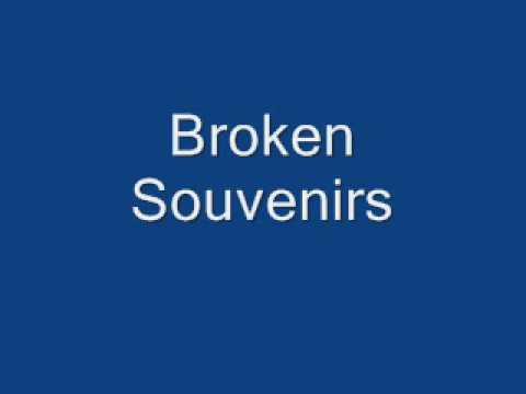 My Broken Souvenirs Cover