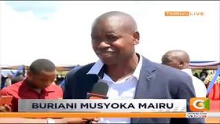 Babake Kalonzo Musyoka, Peter Musyoka Mairu kuzikwa nyumbani k…