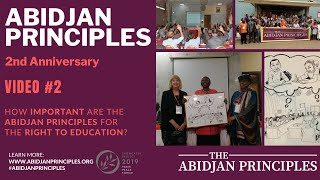 Abidjan Principles: How Important They Are For The Right To Education