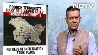 Terrorists Involved In Poonch Encounter May Be From Sleeper Cell: Sources   The News