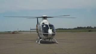 STAT MedEvac N639ME Eurocopter EC-135 Landing/Shut Down AGC