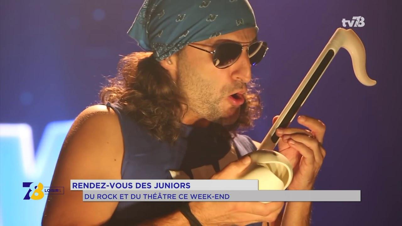 Rendez-vous des juniors : du rock pour les plus jeunes