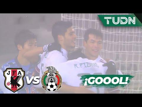 ¡GOOL! ¡Golazo de Jiménez! | Japón 0-1 México | Amistoso 2020 | TUDN