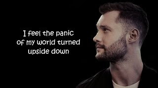 Calum Scott- Rhythm Inside (Lyric Video)