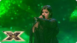 Scarlett Lee sings I Put A Spell On You | Live Shows Week 3 | The X Factor UK 2018