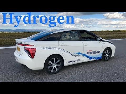 First Hydrogen Powered Toyota Mirai in Ireland - Review Driving the Future - Stavros969