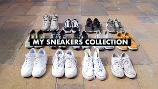 MY SNEAKER COLLECTION + TRY ON / THE TRAINERS YOU NEED!