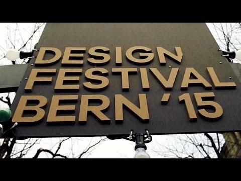 Designfestival Bern - Atelier - CHTV