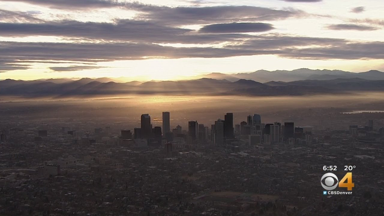 Colorado Air Quality >> Air Quality Rating Lowered To Serious For Denver And Other Colorado Areas