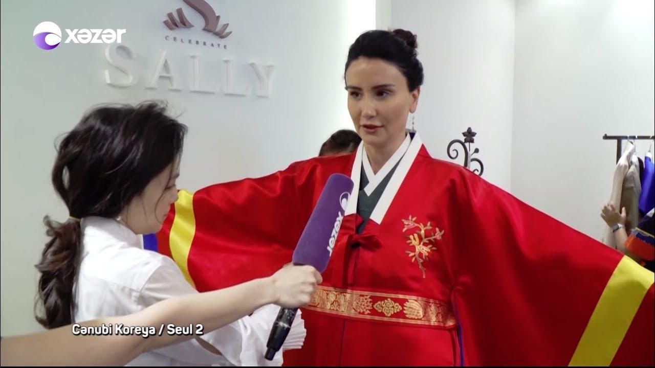Ənənə Boğçası - Cənubi Koreya Seul 2 (08.06.2019)