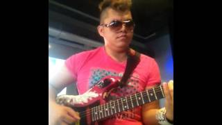 "Jose Vincent Perez guitar solo""nothing's gonna change"" by G"