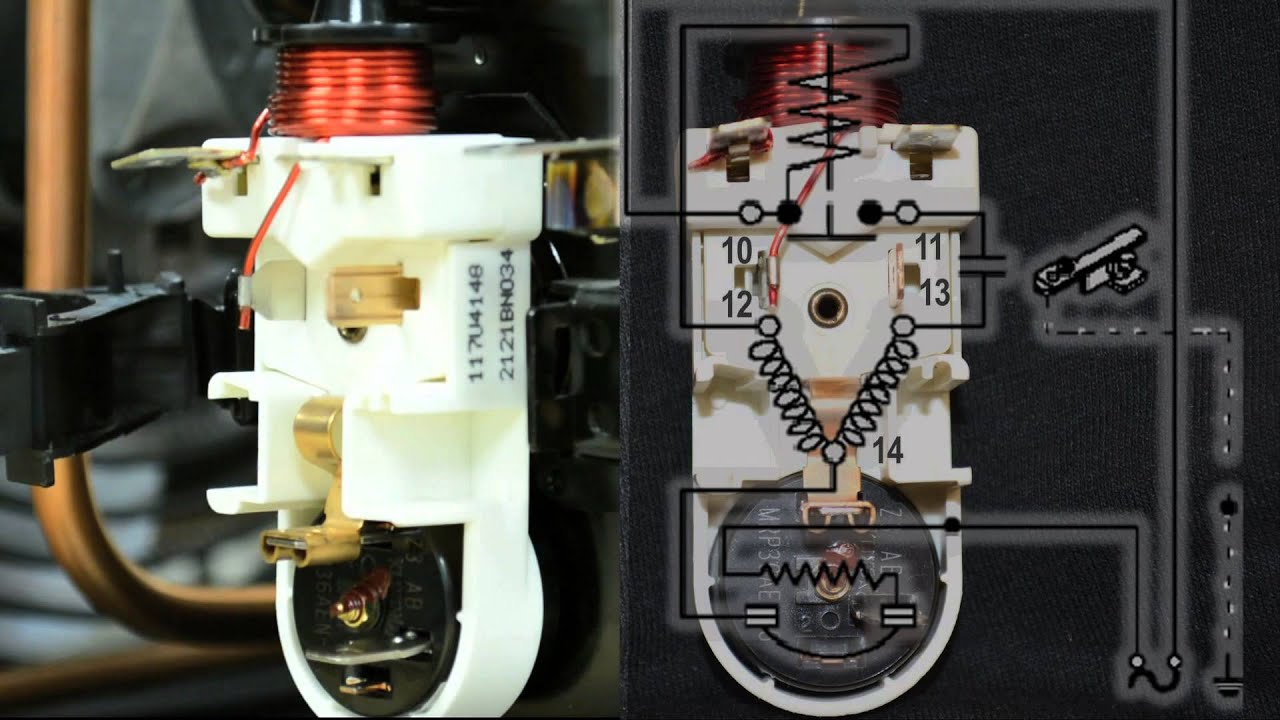 small resolution of fractional compressor wiring simplifying the wiring of a light commercial compressor youtube