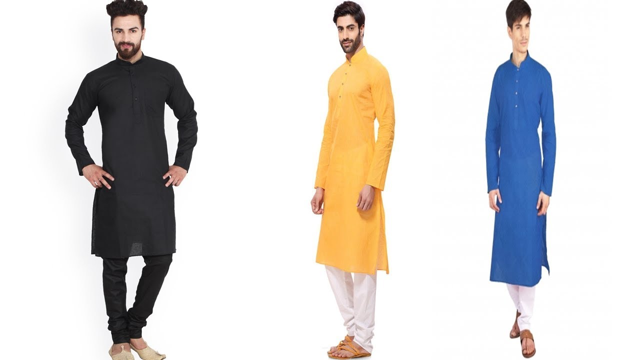Punjabi Kurte Pajame Design Latest Designer Kurta Pajama For Mens Youtube