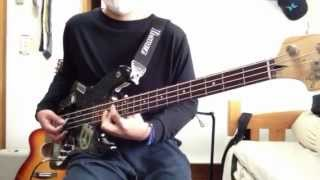 GOING STEADY - BABY BABY - 東京少年 - bass cover