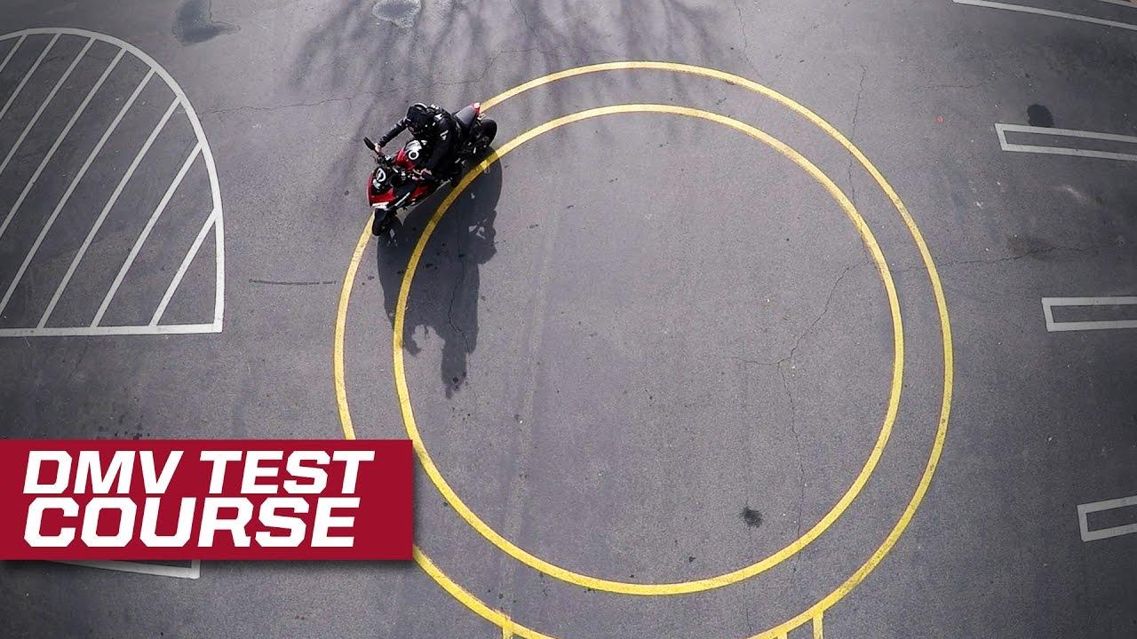 California Dmv Motorcycle Skills Test