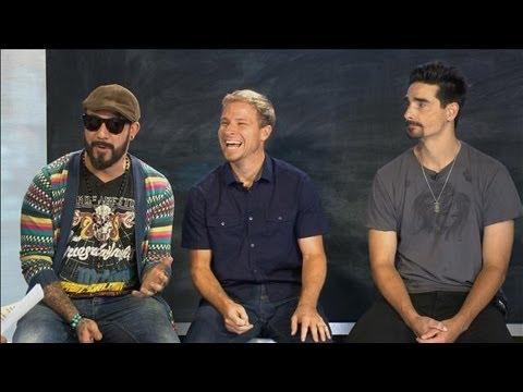 Backstreet Boys on Justin Timberlake's Success | Backstreet Boys Interview