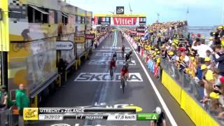 La minute maillot jaune LCL - Étape 2 (Utrecht / Zélande) - Tour de France 2015
