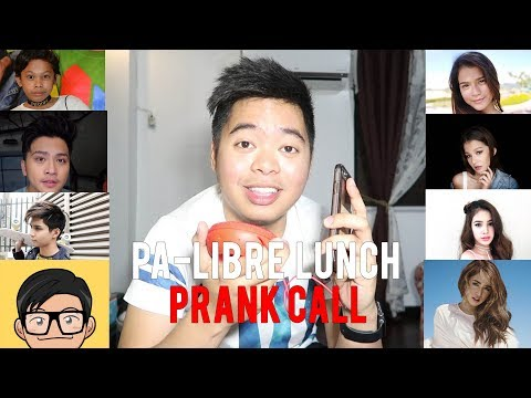 Pa-Libre Lunch Prank Call