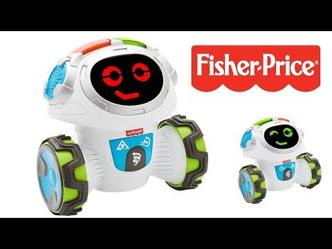 FISHER PRICE TEACH 'n TAG MOVI, THINK AND...