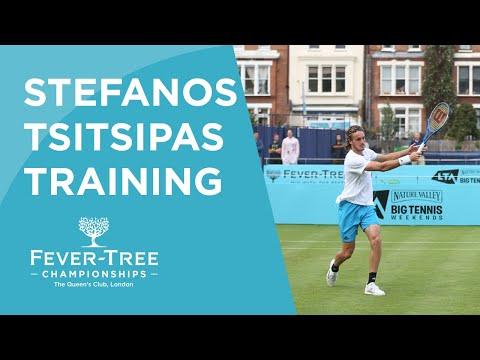 Tsitsipas: Big Four Wimbledon Dominance is Boring   - Tennis Now