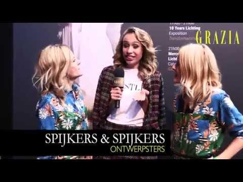 Fashion Week Amsterdam met reporter Loiza Lamers - Dag 2