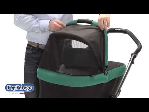 Обзор коляски 2 в 1 Peg-Perego Book Plus Modular POP-UP